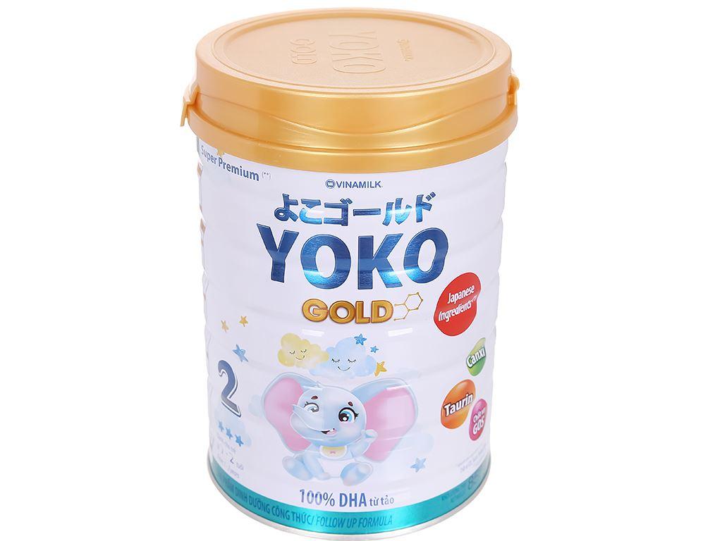 Sữa bột Vinamilk Yoko Gold 2 lon 850g (1 - 2 tuổi) 1