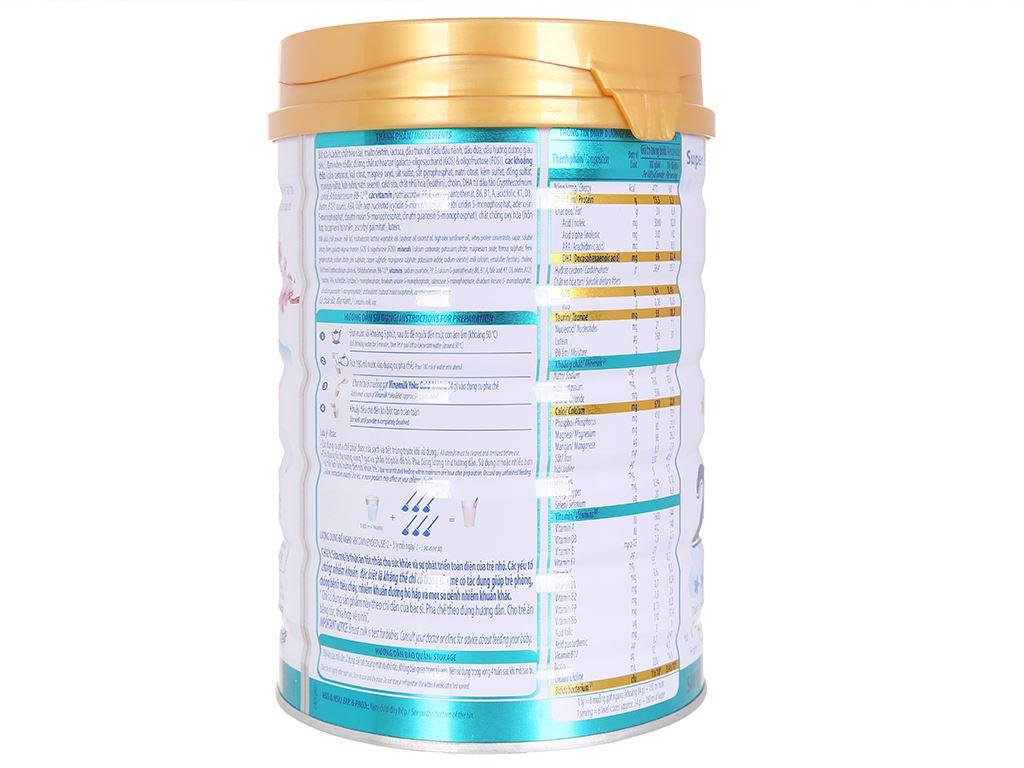 Sữa bột Vinamilk Yoko Gold 2 lon 850g (1 - 2 tuổi) 4
