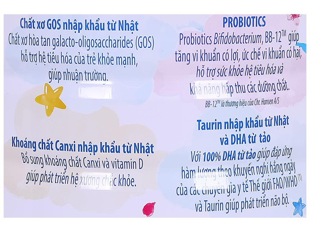 Sữa bột Vinamilk Yoko Gold 2 lon 850g (1 - 2 tuổi) 6
