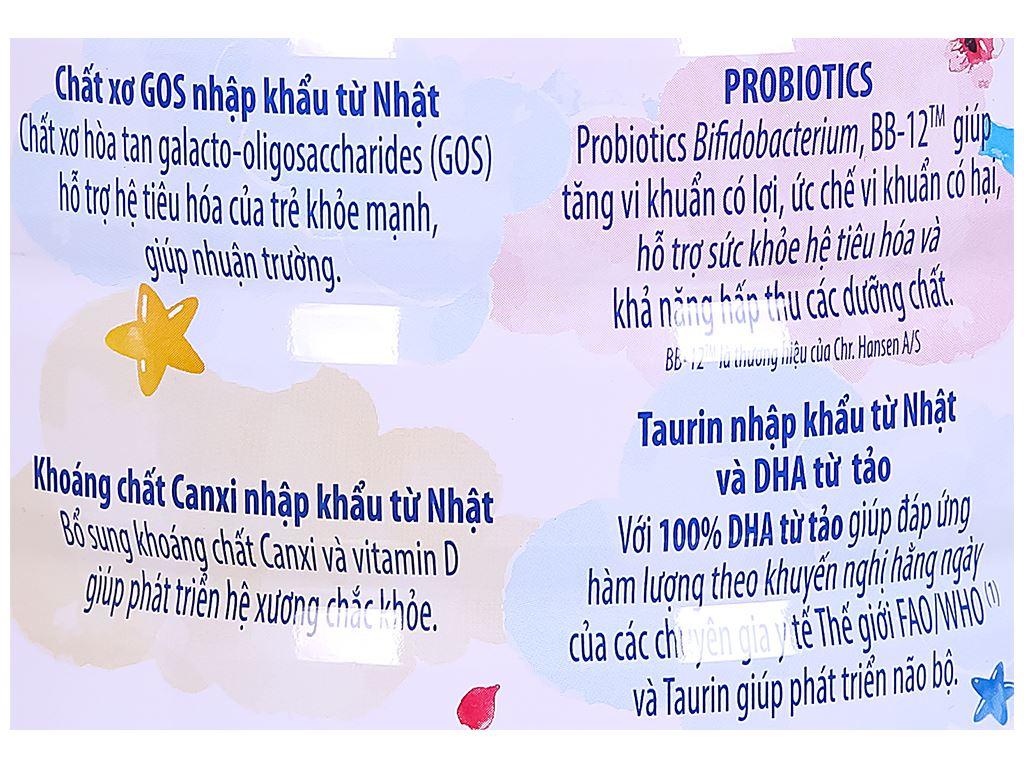 Sữa bột Vinamilk Yoko Gold 3 lon 850g (2 - 6 tuổi) 6