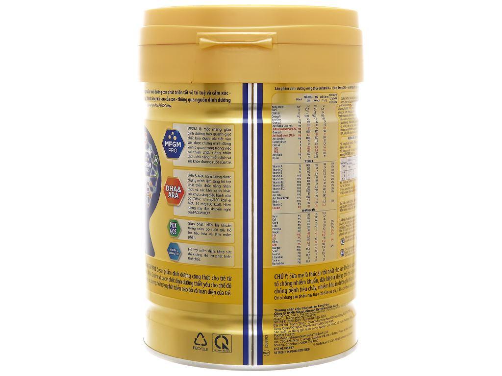Sữa bột Enfamil A+ 1 lon 830g (0 - 6 tháng) 3