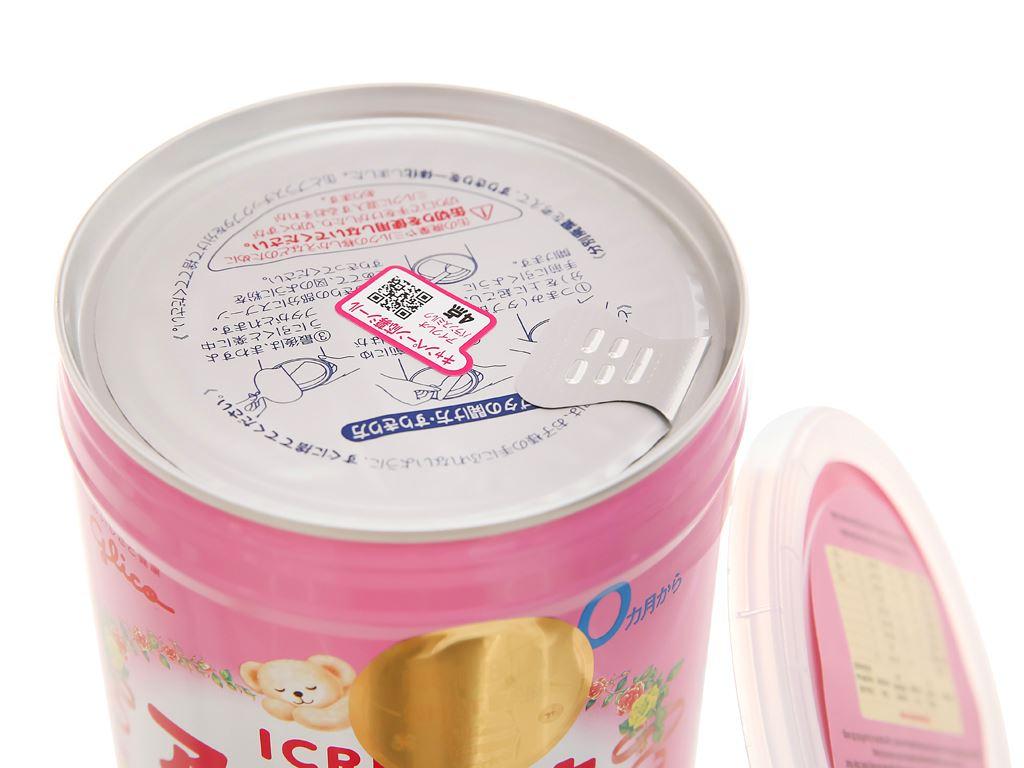 Sữa bột Glico Icreo số 0 lon 320g (0 - 12 tháng) 6