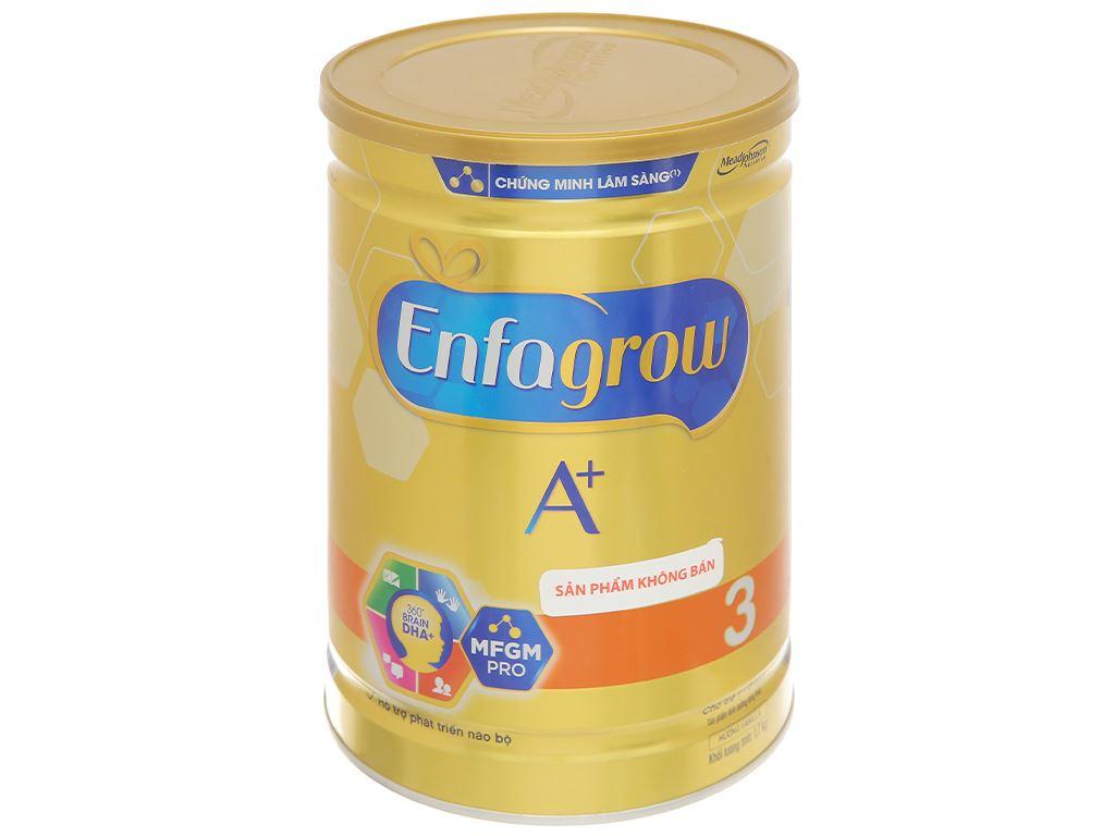 Sữa bột Enfagrow A+ 3 hương vani 1.7kg (1 - 3 tuổi) 1