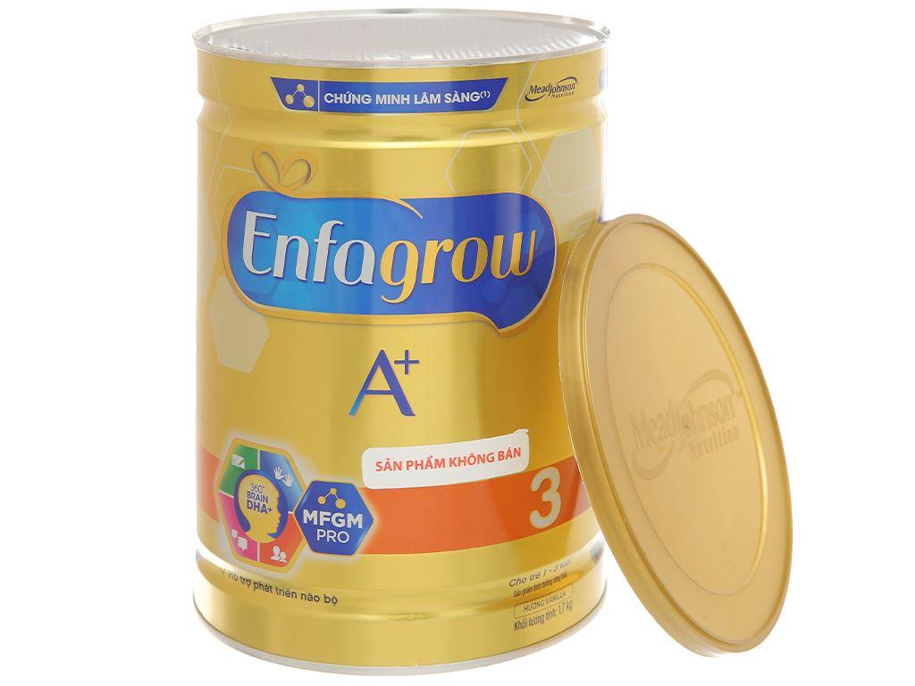 Sữa bột Enfagrow A+ 3 hương vani 1.7kg (1 - 3 tuổi) 5