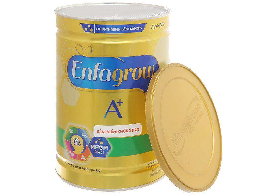 Sữa bột Enfagrow A+ 4 hương vani 1.7kg (2 - 6 tuổi) 5