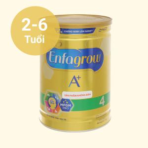 Sữa bột Enfagrow A+ 4 hương vani 1.7kg (2 - 6 tuổi)