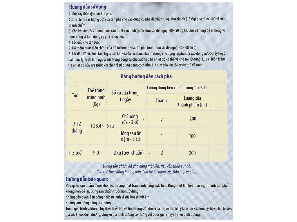 Sữa bột Glico Icreo số 1 hộp 136g (9 - 36 tháng) 5