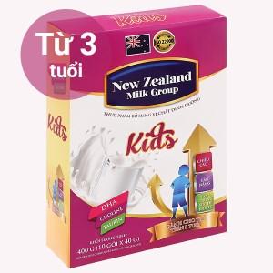Sữa bột New Zealand Milk Kids hộp 400g (trên 3 tuổi)