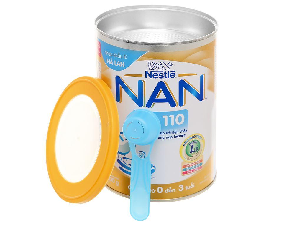 Sữa bột NAN AL 110 lon 400g (0 - 3 tuổi) 7