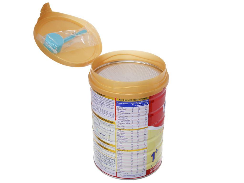 Sữa bột Dielac Grow Plus 1+ đỏ lon 900g (1 - 2 tuổi) 5