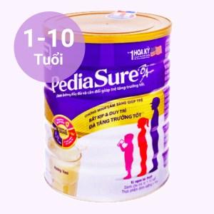 Sữa bột Abbott PediaSure PediaSure BA hương vani lon 1.6kg (1 - 10 tuổi)