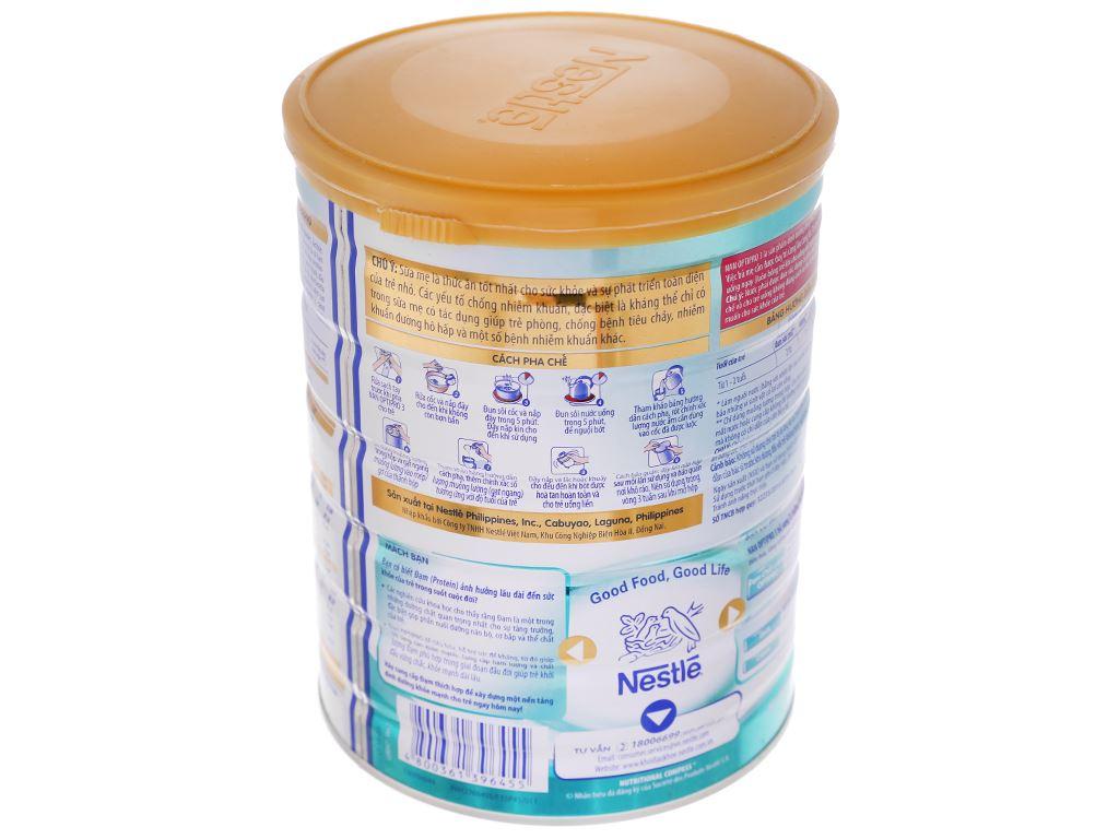Sữa bột Nestlé NAN Optipro 3 lon 900g (1 - 2 tuổi) 3