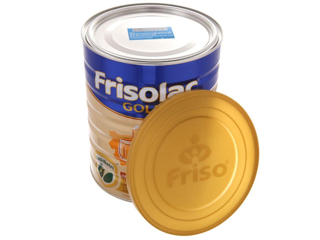Sữa bột Frisolac Gold 3 vani lon 1.5kg (1 - 2 tuổi) 5