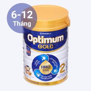 Sữa bột Optimum Gold 2 lon 900g (6 - 12 tháng)