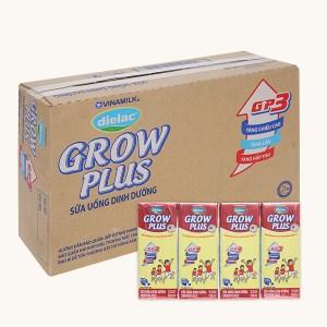 Thùng 48 hộp sữa uống dinh dưỡng Dielac Grow Plus 180ml
