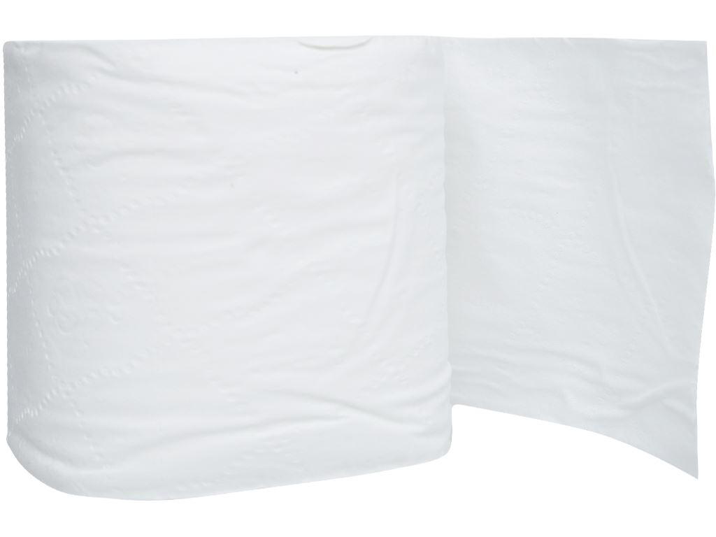 10 cuộn giấy vệ sinh không lõi Homelux 3 lớp 8