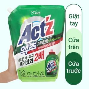 Nước giặt xả Act'z kháng khuẩn hương thảo dược túi 2.2 lít