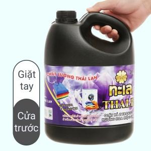 Nước giặt xả Thale hương hoa mộc lan can 3.5 lít