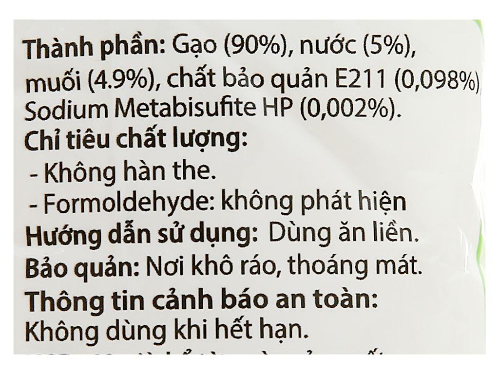 Bún tươi Kiều Trang gói 500g 3