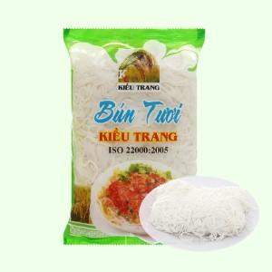 Bún tươi Kiều Trang gói 500g