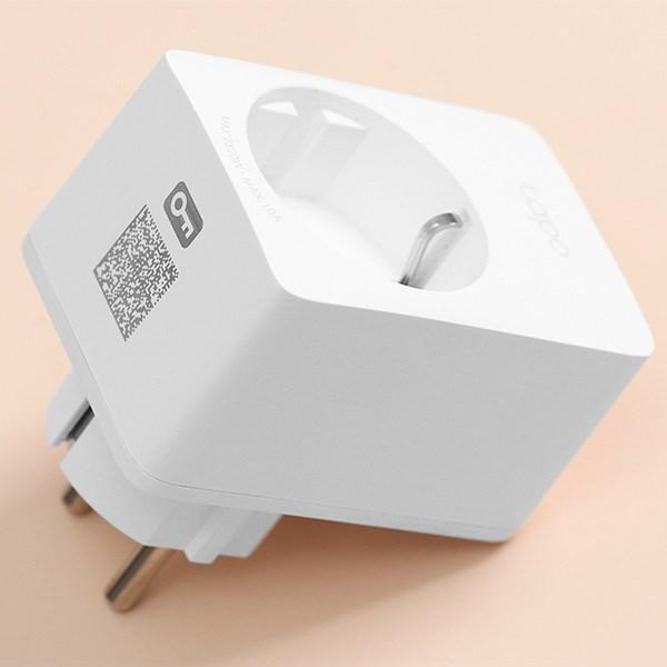 Ổ Cắm Điện Thông Minh 1 Lỗ TP-Link Tapo P100 Trắng
