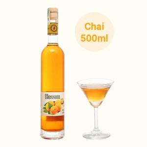 Rượu mơ Blossom 18% 500ml