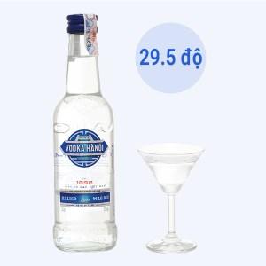 Rượu Vodka Hà Nội 29.5% 300ml