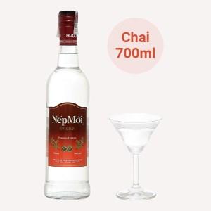 Rượu Vodka Hà Nội Nếp Mới 40% 700ml