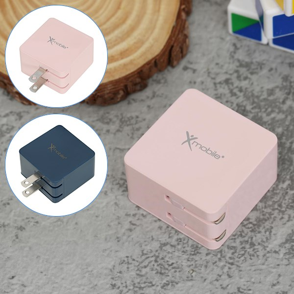 Adapter 3.4A Dual Xmobile DS730-PP