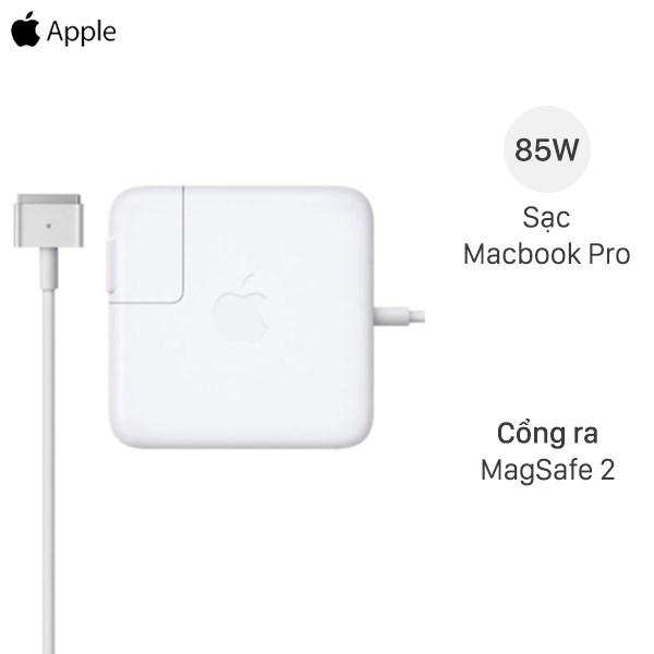 Adapter Sạc 85W Apple Macbook Pro MD506 Trắng