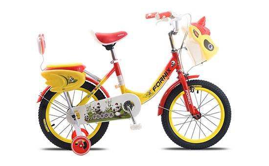 Xe đạp trẻ em Fornix Panda 16 inch Vàng