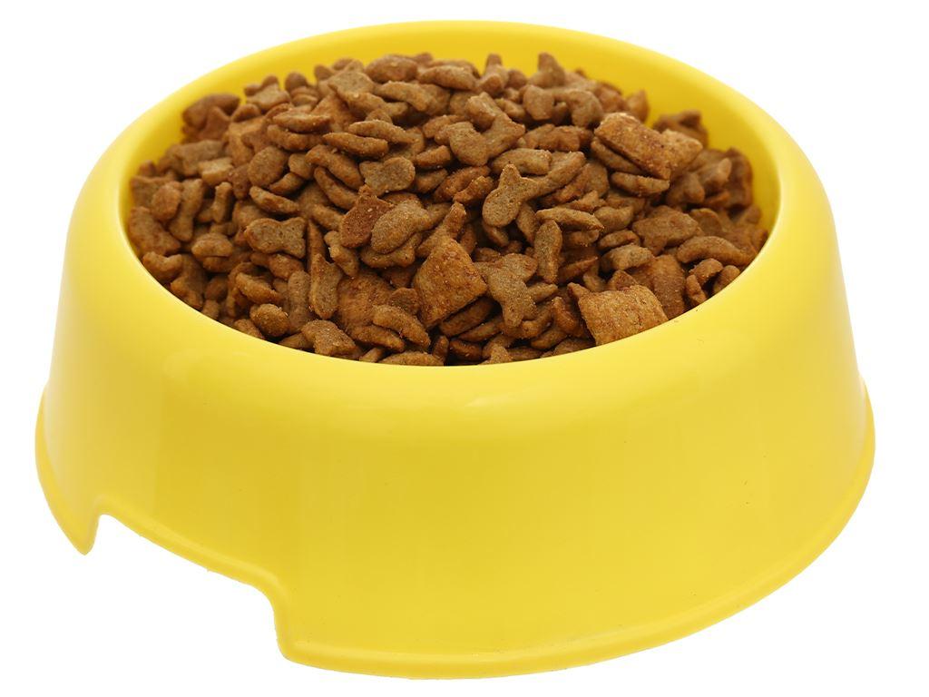 Thức ăn cho mèo con Whiskas vị cá biển túi 450g 6