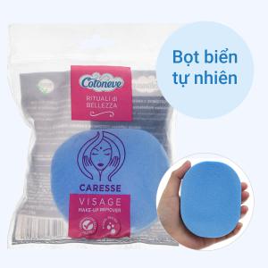 Mút rửa mặt Cotoneve siêu mềm 1 miếng/gói