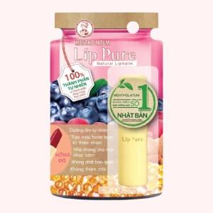 Son dưỡng môi Lip Pure Raspberry hồng đỏ 3.8g