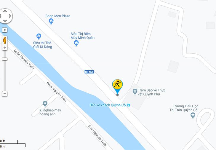 Bản đồ đến siêu thị Điện máy XANH tại 196- 198 Hoàng Diệu 2, Phường Linh Chiểu, Thành phố Thủ Đức, Thành phố Hồ Chí Minh (cách ngã tư Tô Vĩnh Diện 500m)