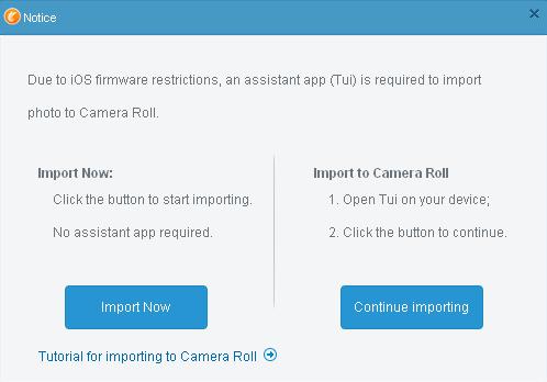 Hướng dẫn cài đặt tongbu quản lý thiết bị iphone