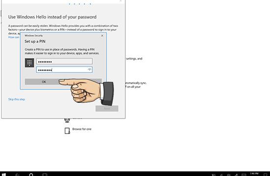 Windows Hello là gì? Cách cài đặt Windows Hello - Thegioididong com