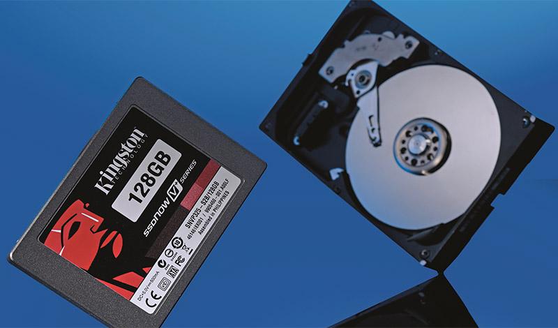 Bạn có thể sử dụng hoàn toàn hai ổ cứng SSD trên laptop