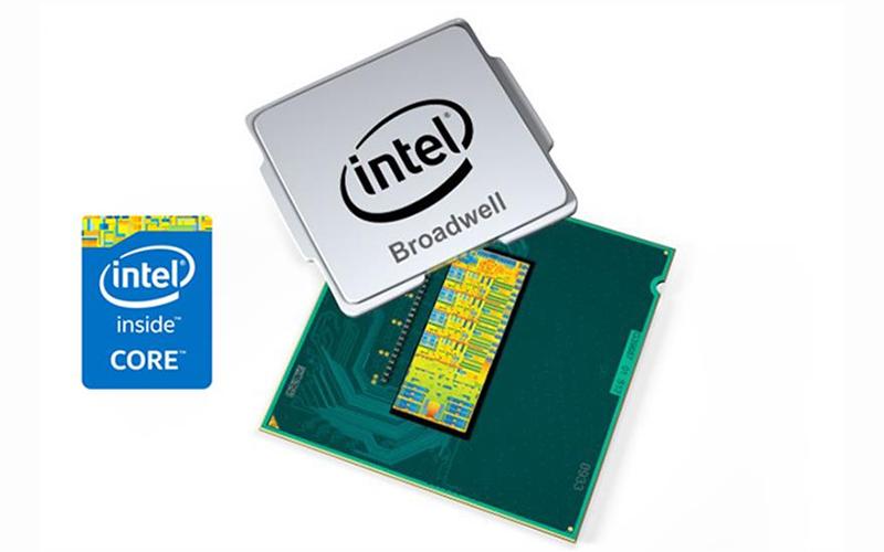 Intel Core M5 series - Broadwell