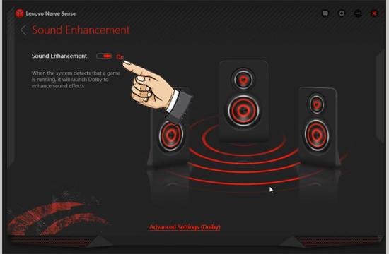 Tối ưu hệ thống với Lenovo Nerve Sense - Thegioididong com
