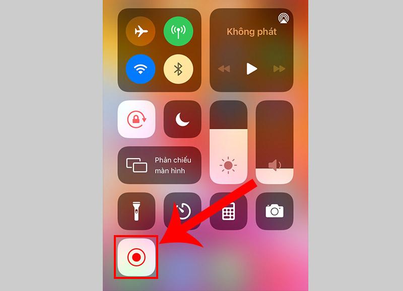 Hướng dẫn cách quay màn hình iPhone, iPad, iPod Touch cực đơn giản