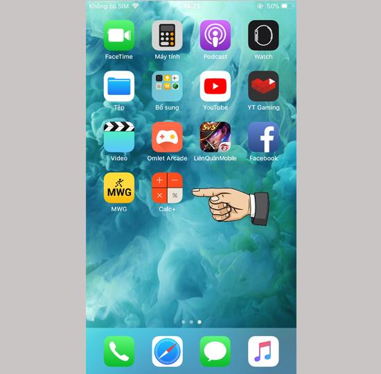 Biểu tượng của ứng dụng