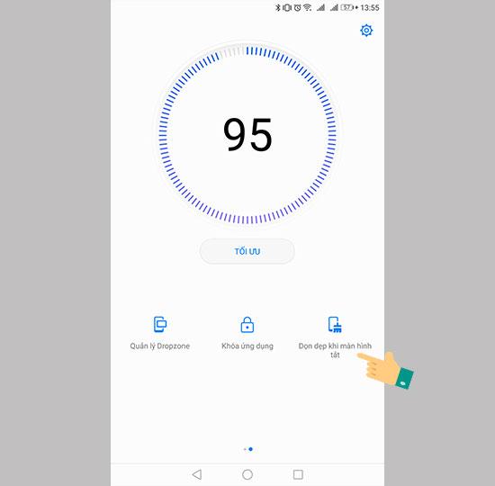 Mẹo tăng tốc điện thoại Huawei - Thegioididong com