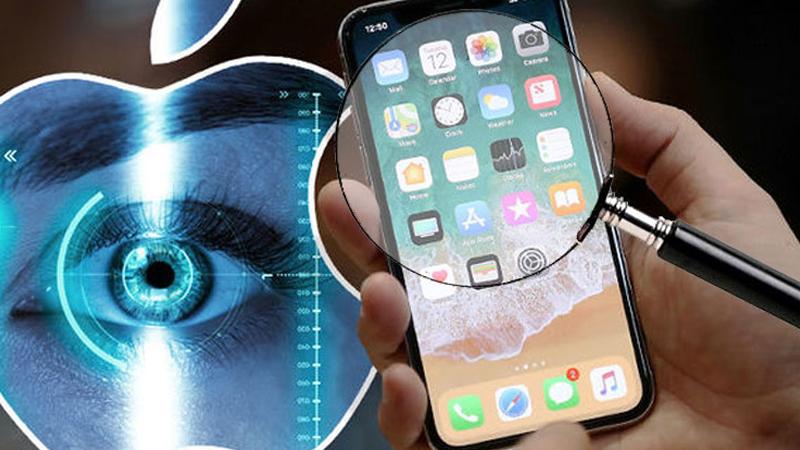 Kiểm tra cảm biến iPhone