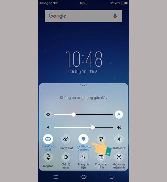 Hướng dẫn giúp điện thoại Vivo tiết kiệm pin hơn - Thegioididong com