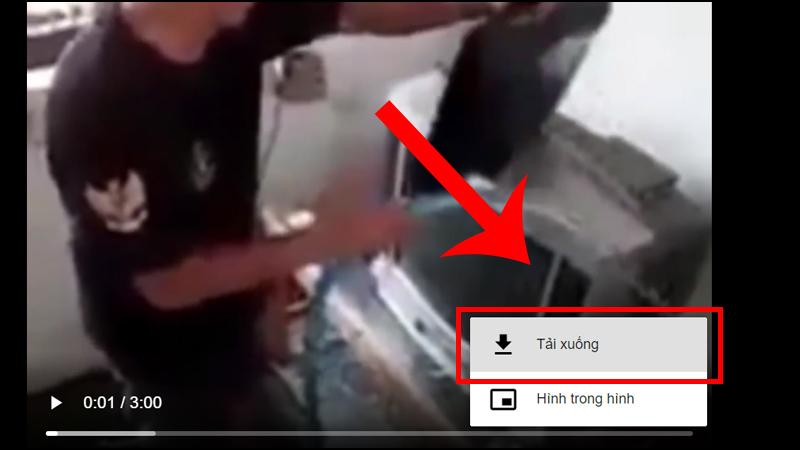 Tải video YouTube với SaveTheVideo