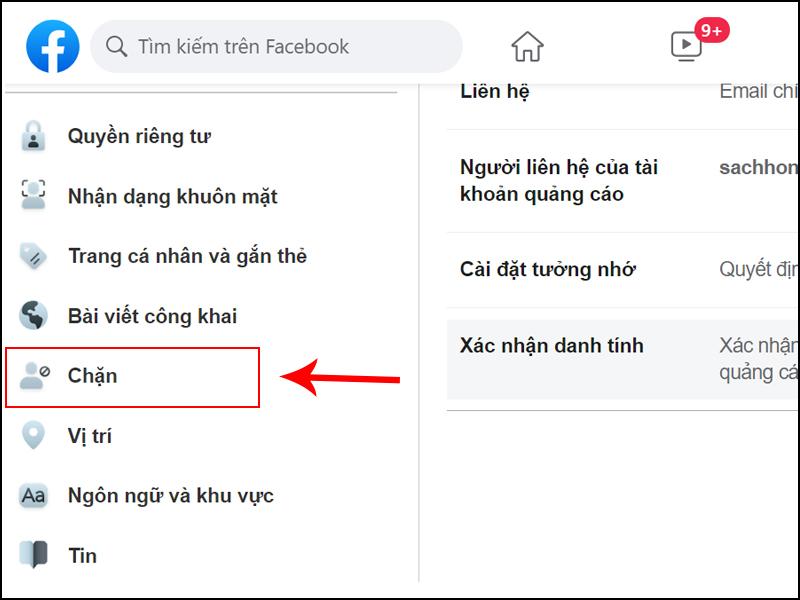 Cách chặn, bỏ chặn Facebook trên điện thoại, máy tính đơn giản