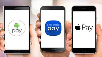 Bạn đã biết Apple Pay, Samsung Pay và Android Pay là gì chưa?