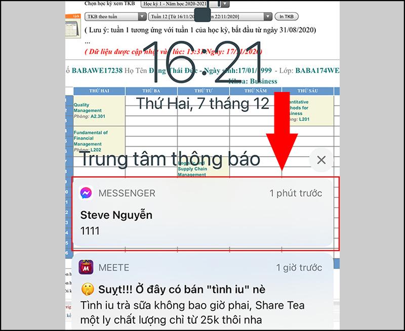 4 mẹo đọc tin nhắn Messenger không hiển thị chữ Đã xem cực hay