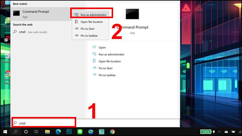 Hướng dẫn cách tắt tường lửa trên máy tính Windows 10